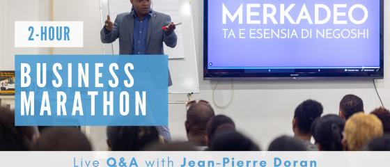 Jean-Pierre Doran Q&A