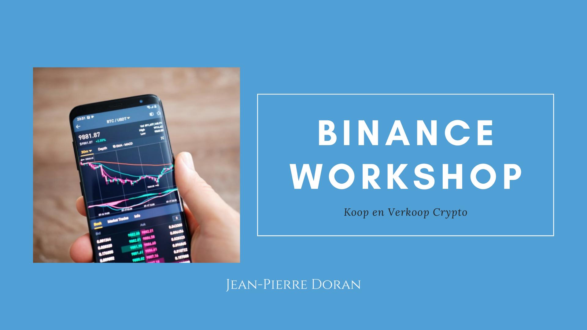 Binance Workshop